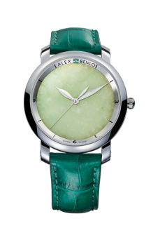 Ice Jade Luminescent Gents Automatic